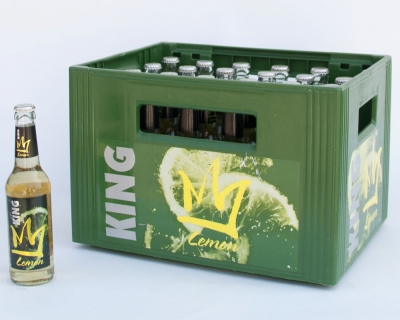 KB King Lemon 24 x 33 cl