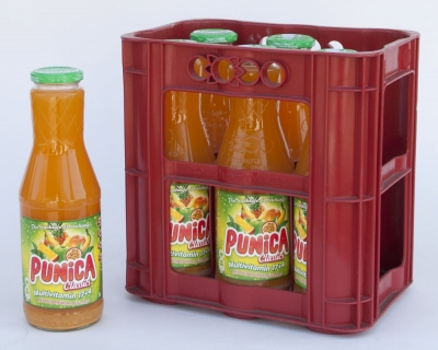 Punica Orange, Krat 6 x 1 liter