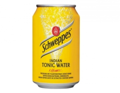 Schweppes Tonic 24 x 33 cl