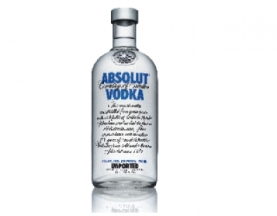 Absolut Vodka 100 cl