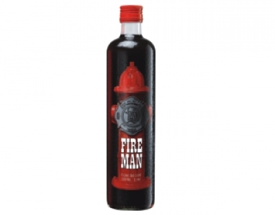 Fireman Vodka 70 cl