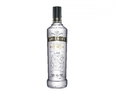 Smirnoff Wodka Black 70 cl