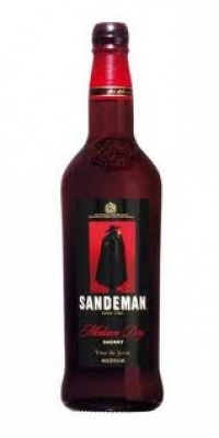 Sandeman Sherry medium 75 cl