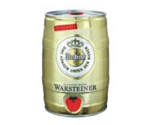 Warsteiner tapvat 5 liter