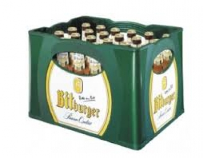 Bitburger Pils 24 x 33 cl