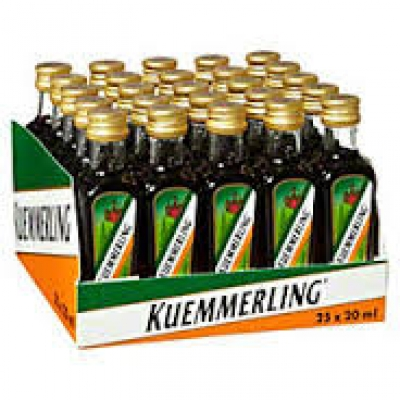 Kuemmerling 25 x 2 cl