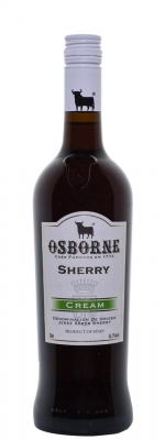 Osborne Cream Sherry 75 cl