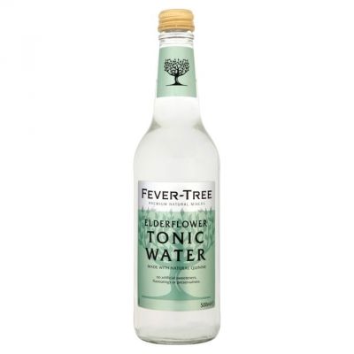 Fever Tree Elderflower Tonic 24 x 20 cl