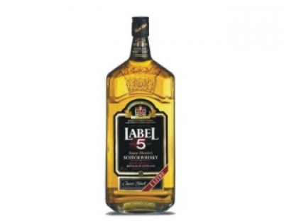 Label 5 Whisky 35 cl