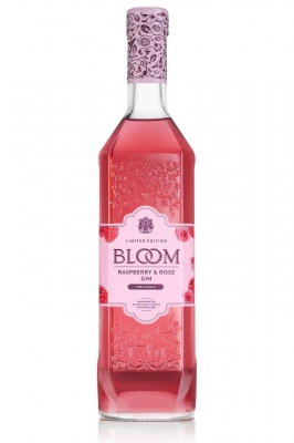 Bloom Passionfruit & Vanilla Blosson 70 cl