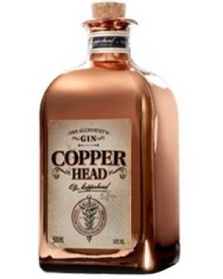 Copperhead Gin 50 cl