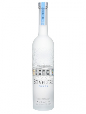 Belvedere Pure Wodka 175 cl