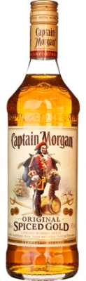 Captain Morgen Spiced Gold 70 cl