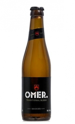 Omer Traditional Blond 24 x 33 cl