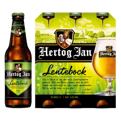 Hertog Jan Lentebock 6 x 30 cl